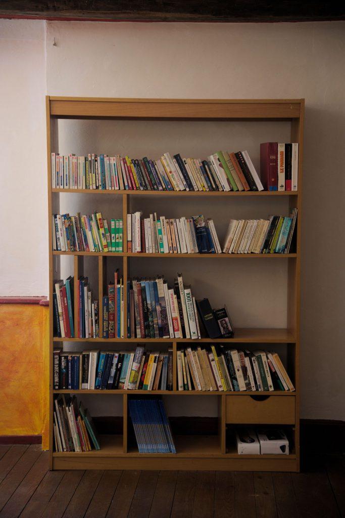 gîte bibliothek
