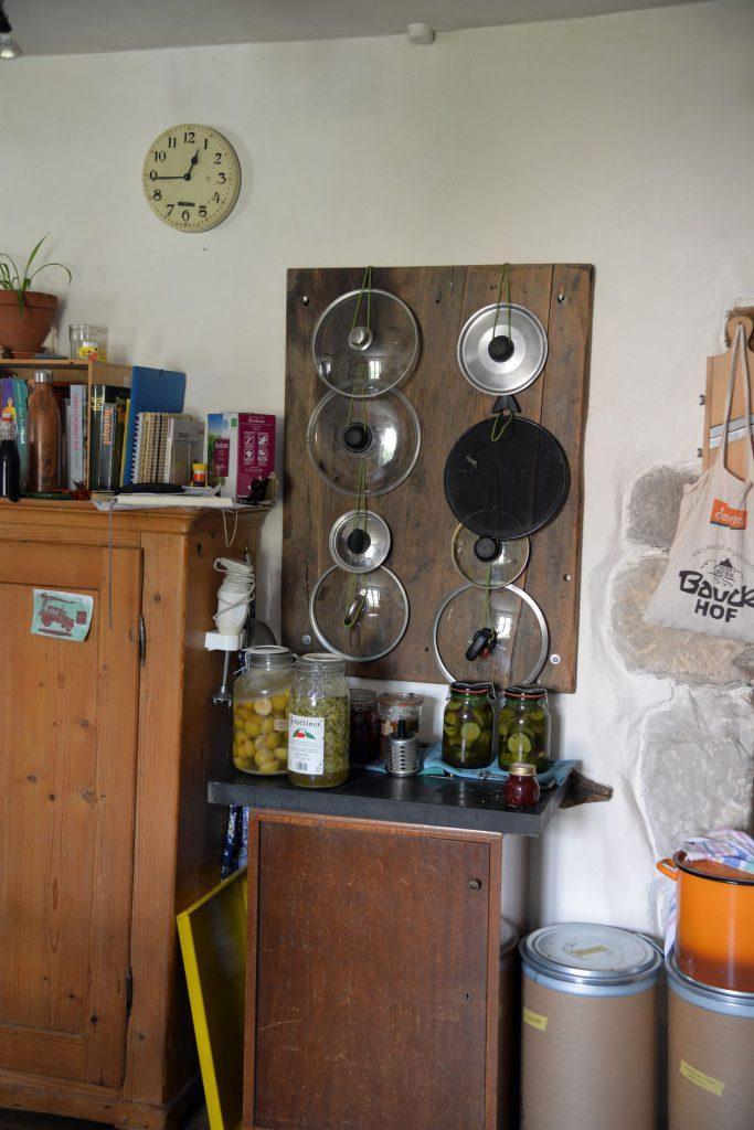 Common room preserving jars