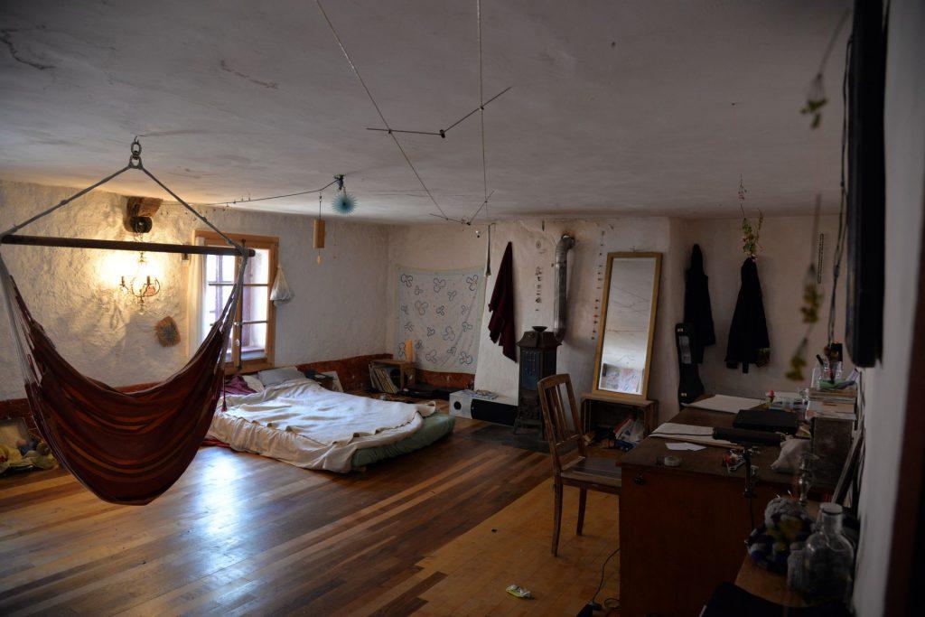 flat 2 big room